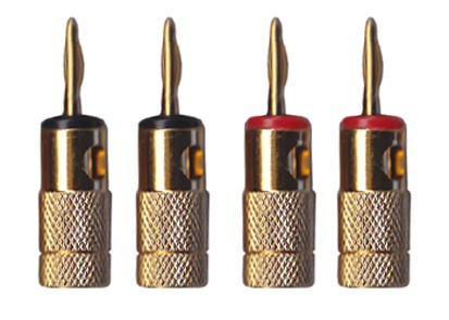Cyrus 3 mm plugs set of 4