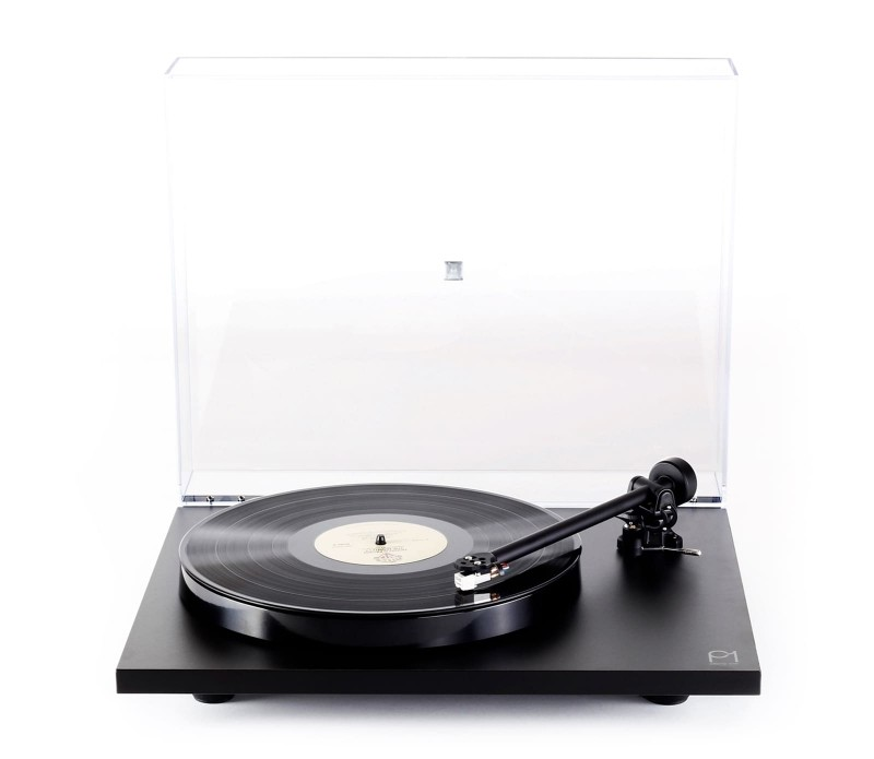 Rega P1 turntable New Finishes.