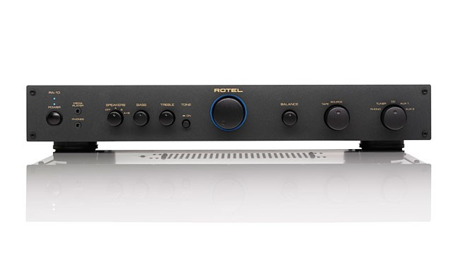 Rotel A10 Integrated amp
