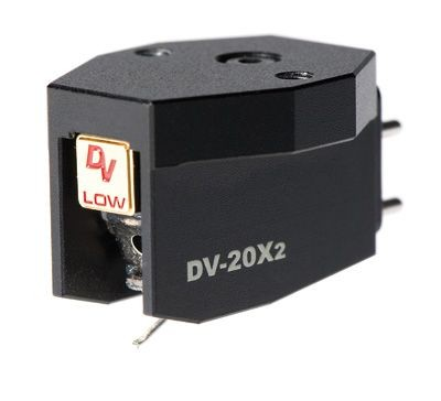 Dynavector 20X2 Low/High Output Moving Coil Cartridge