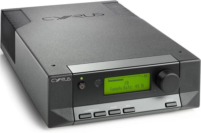 Cyrus 8 2 DAC NEW Integrated amplifier