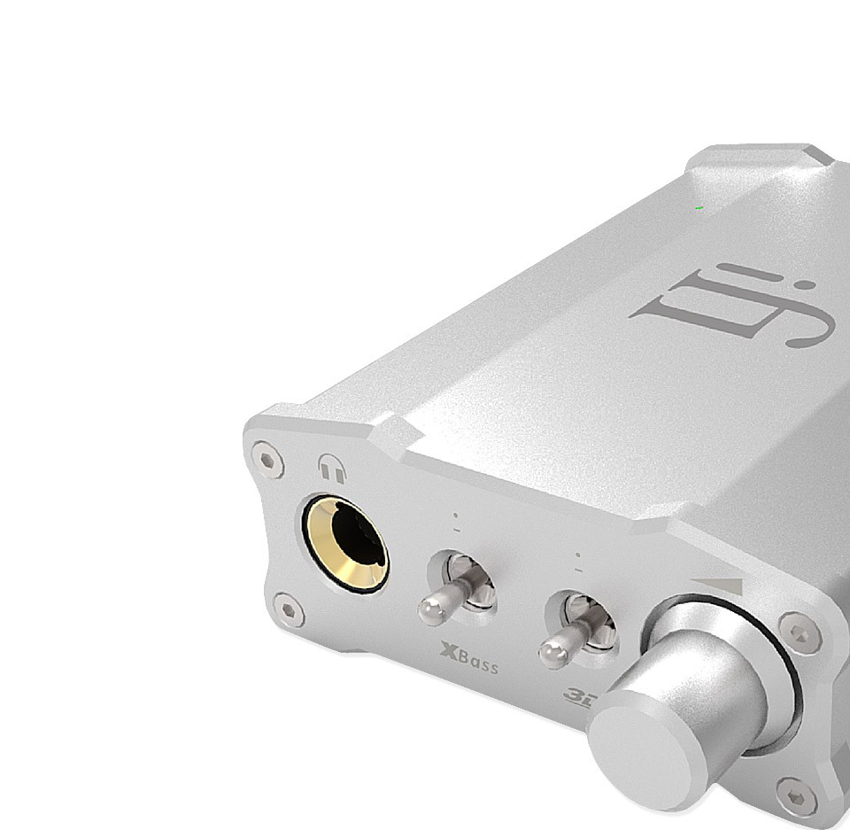 iFi Audio Nano iCAN Headphone Amplifier