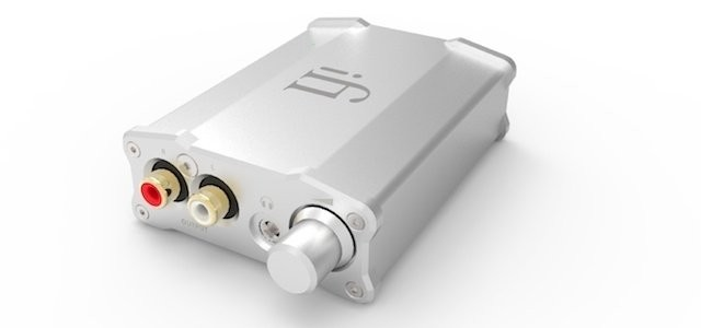 iFi Audio iDSD Nano DSD D-A Convertor/Headphone Amp