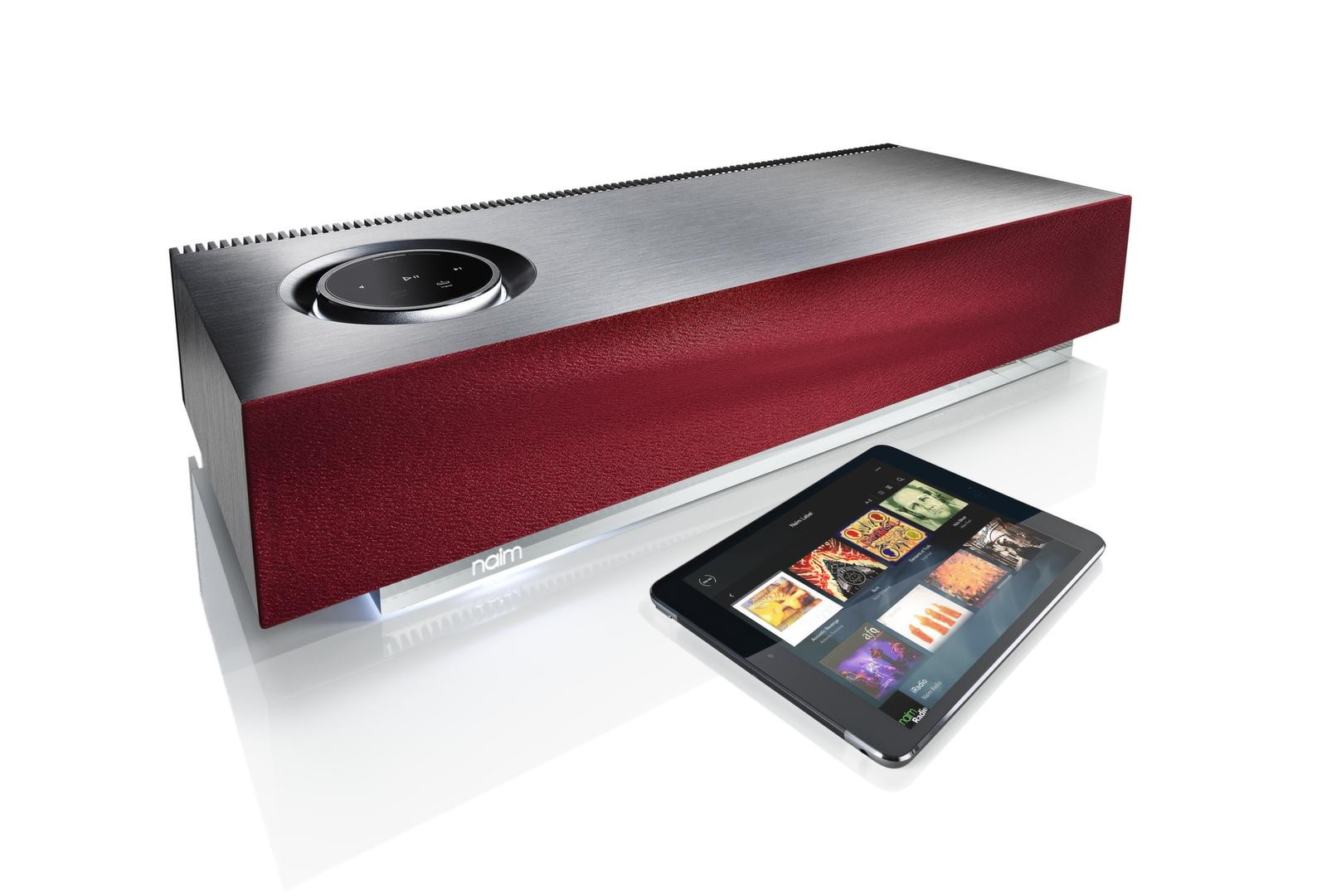 Naim Audio Mu-So high performance soundbar