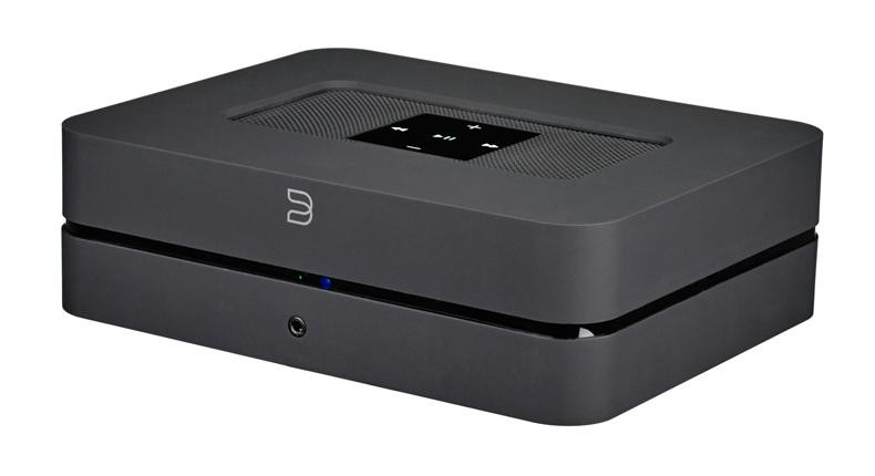 Bluesound Powernode 2i Plus Bowers & Wilkins CCM632 In-ceiling speakers
