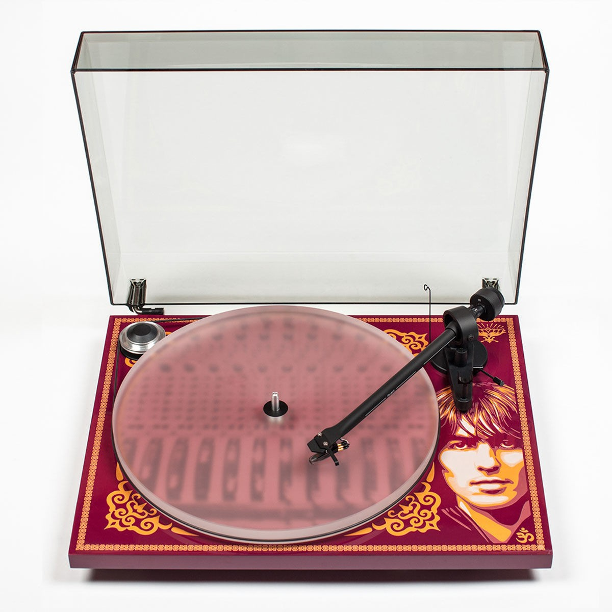 Project George Harrison Turntable