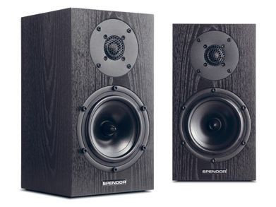 Spendor A1 compact speakers NEW
