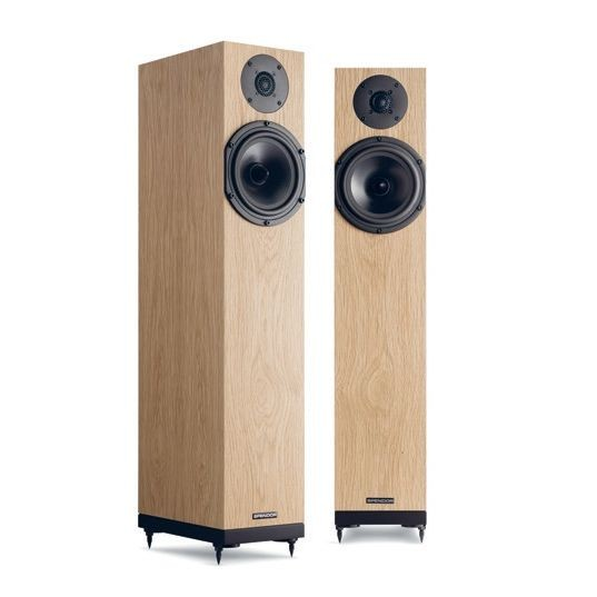Spendor A4 Floor standing loudspeakers