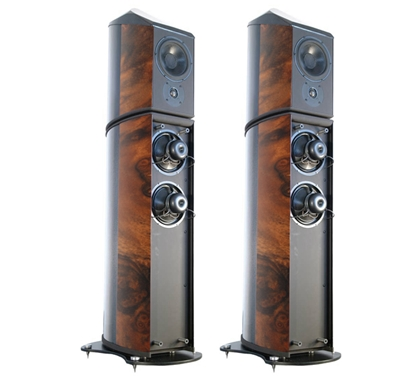 The Wilson Benesch Chimera uses carbon fibre and other high tech materials to produce remarkable levels of musical accuracy and detail.
