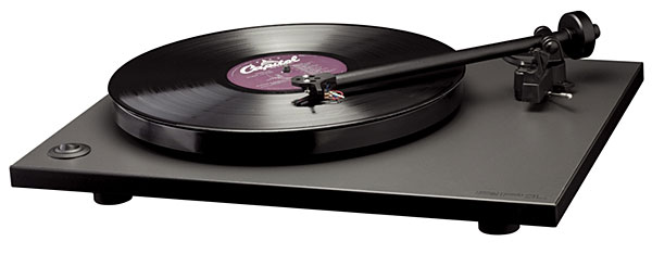 The Rega RP1 turntable