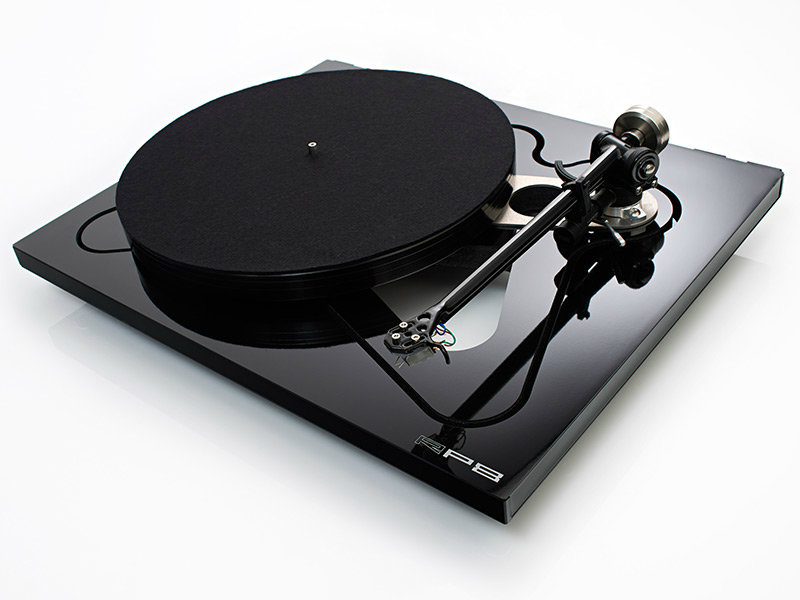 Turntable Set up