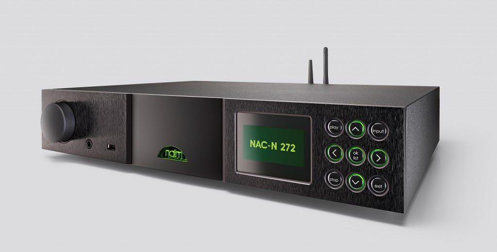 Naim Audio NAC-N 272 streaming pre-amp.