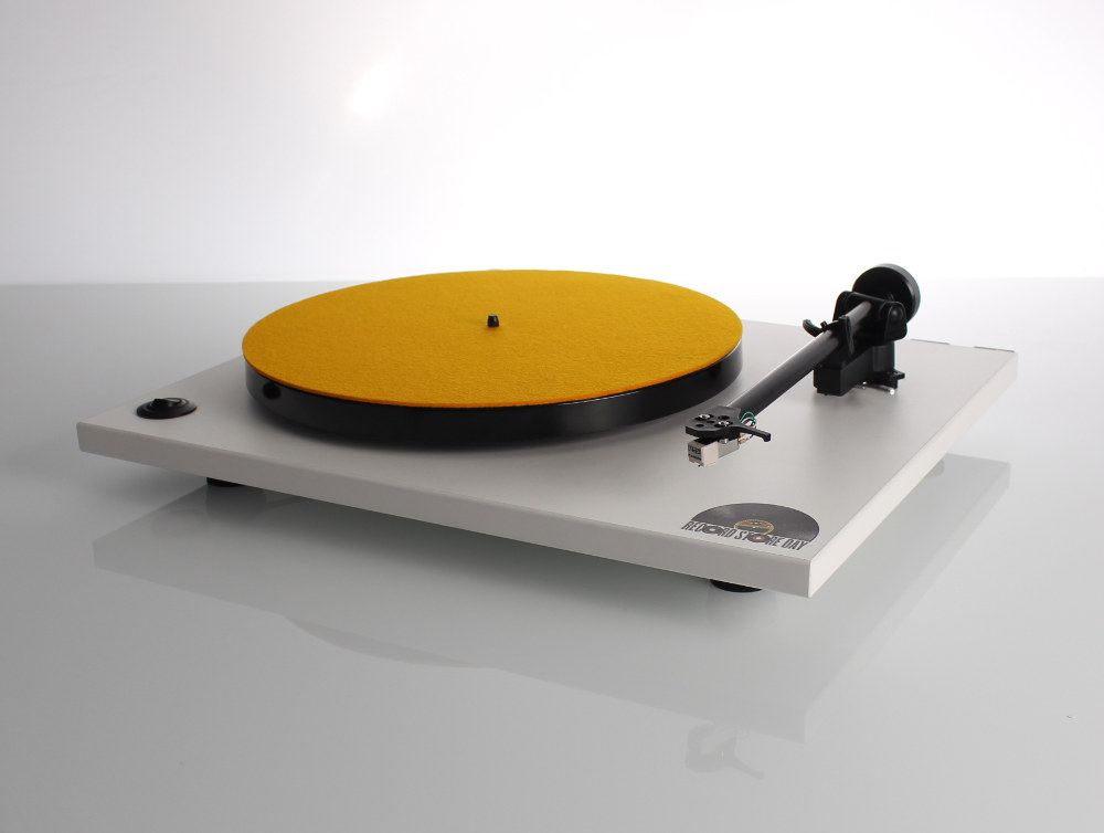 Rega record store day turntable