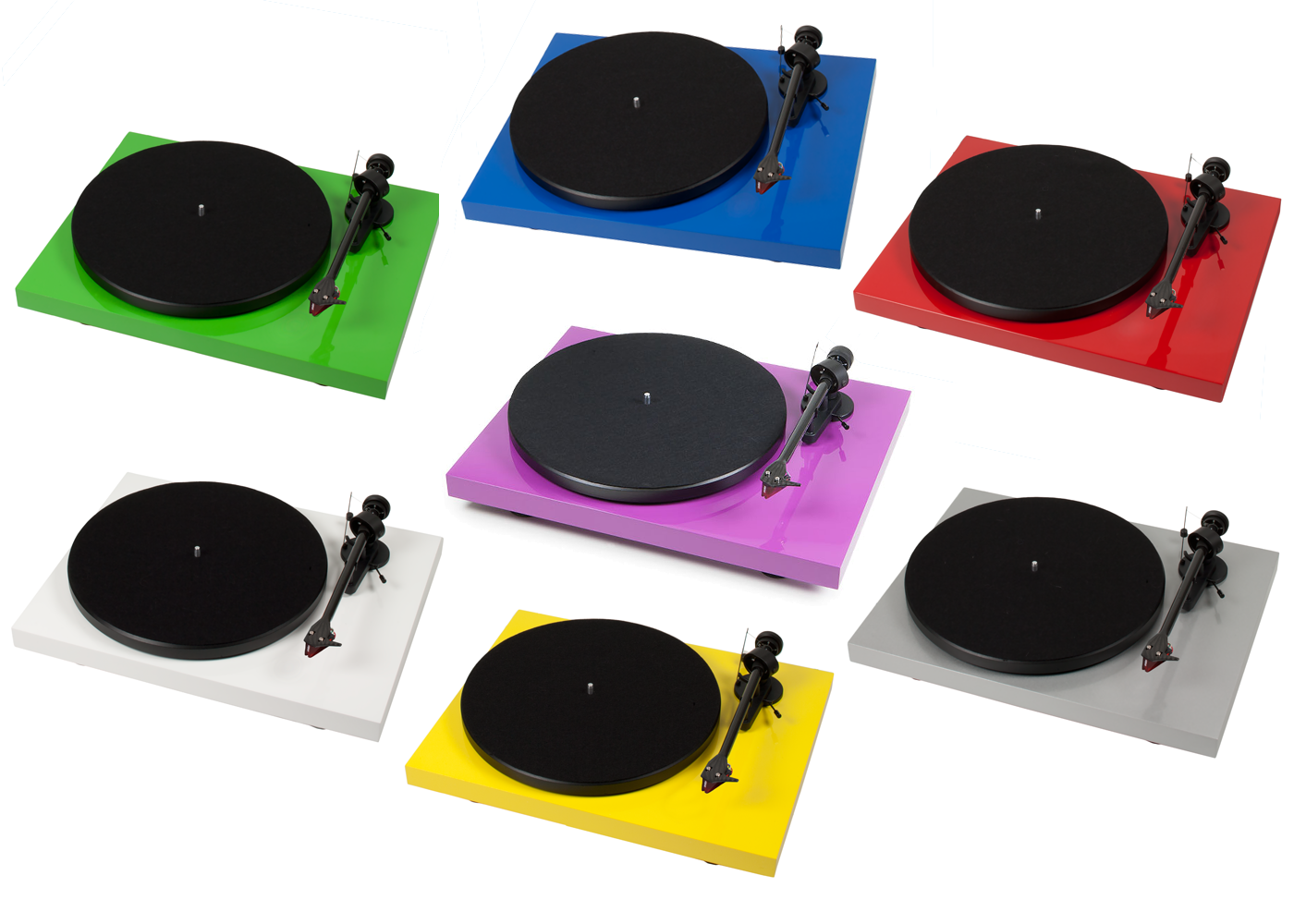 project turntables